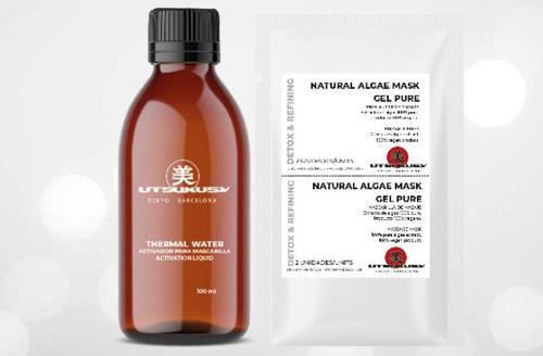 Hydra Vacuum Natürliche Algenmaske